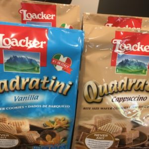 Quadratini Cookies (7.7oz)